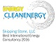 clean energy award icon